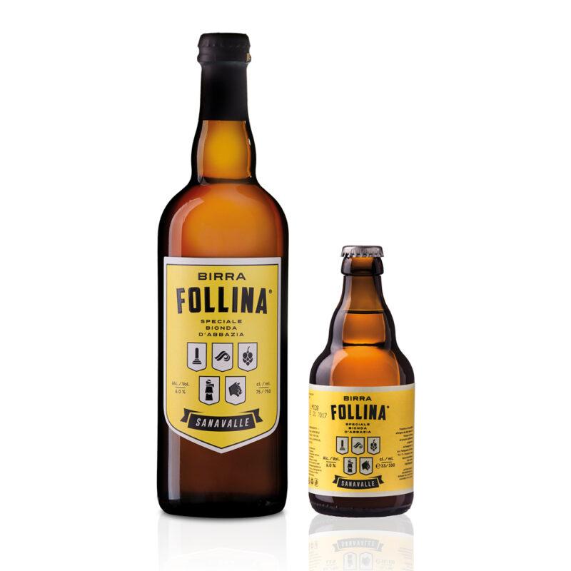Birra Follina Sanavalle Artigianale