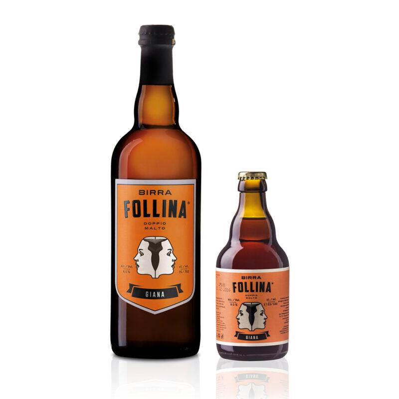 Birra Follina Giana Artigianale